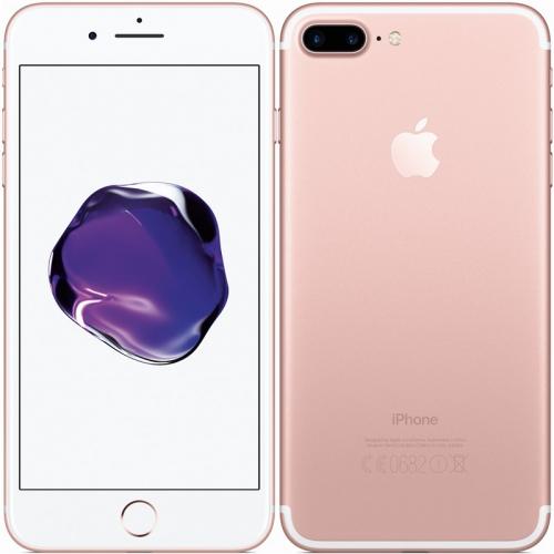 Mobilní telefon Apple iPhone 7 iPhone 7 Plus 128 GB - Rose Gold + dárek + DOPRAVA ZDARMA