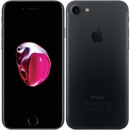 Apple iPhone 7 32 GB - Black + dárek