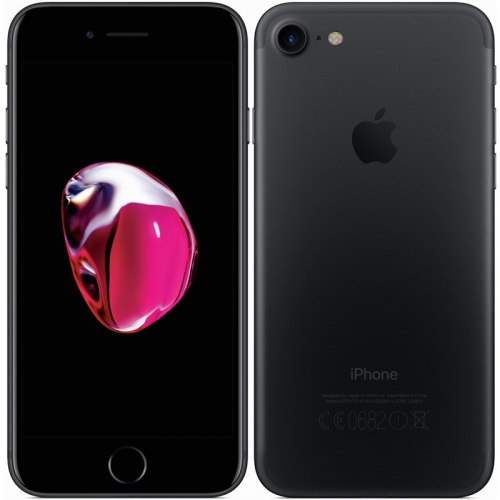 Apple iPhone 7 128 GB - Black + dárek