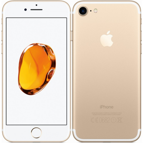 Apple iPhone 7 128 GB - Gold + dárek