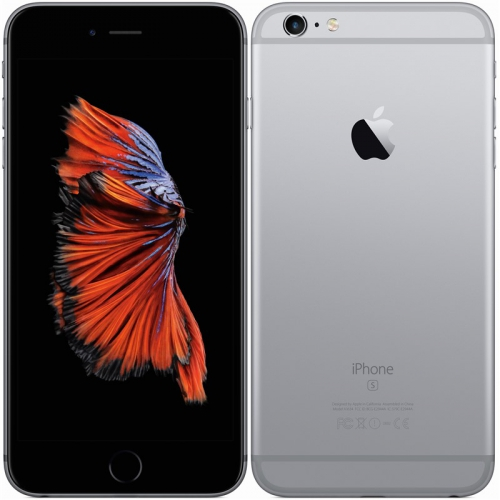 Apple iPhone 6s Plus 32GB- Space Gray + dárek