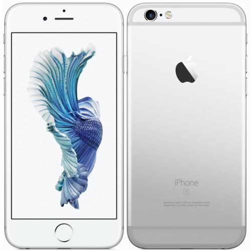 Apple iPhone 6s 32GB- Silver + dárky