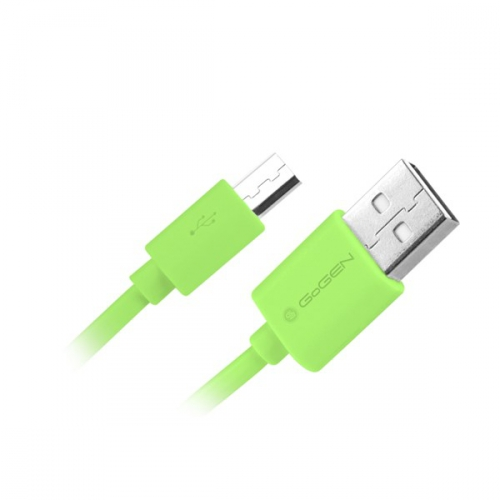 GoGEN USB/micro USB, 0,9m (MICUSB 100 MM14)