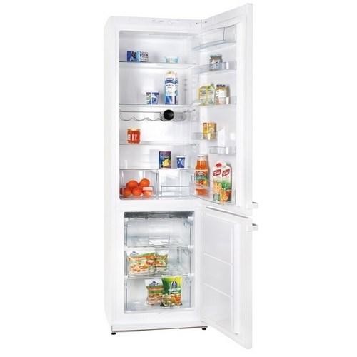 Chladnička s mrazničkou Snaige Ice Logic RF39SM P10022 bílá