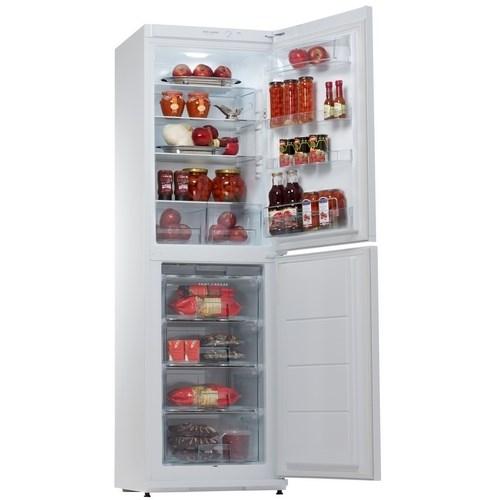 Chladnička s mrazničkou Snaige Ice Logic RF35SM S10021 bílá
