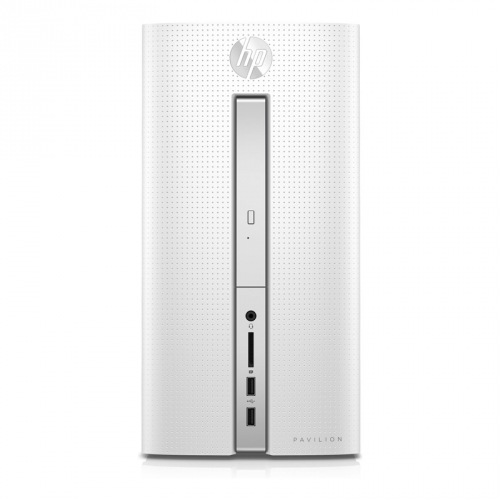 HP Pavilion 510-p151nc bílý + dárek