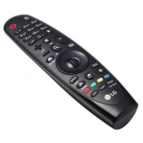 LG Magic motion AN-MR650 černý