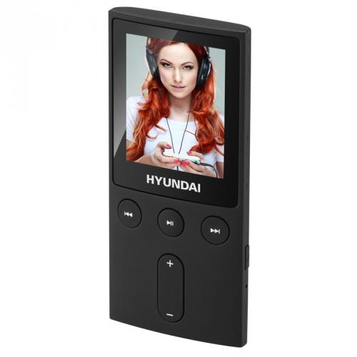 MP3 přehrávač Hyundai MPC 501 GB8 FM B černý