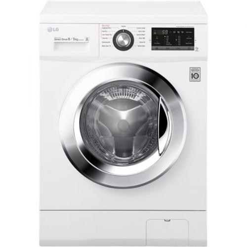 Pračka se sušičkou LG F84G6TDM2N bílá