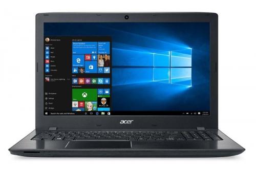 Acer Aspire E15 (E5-575G-597P) černý + dárek