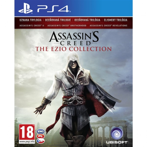 Ubisoft PlayStation 4 Assassin's Creed The Ezio Collection