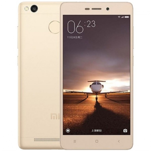 Xiaomi Redmi 3S CZ LTE 32 GB zlatý