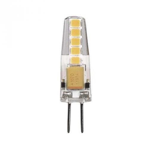 LED žárovka Classic JC A++ 2W G4 teplá bílá