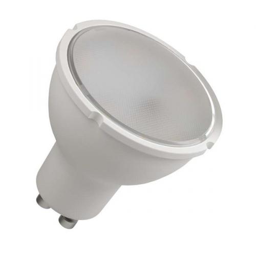 LED žárovka MR16 6W GU10 teplá bílá