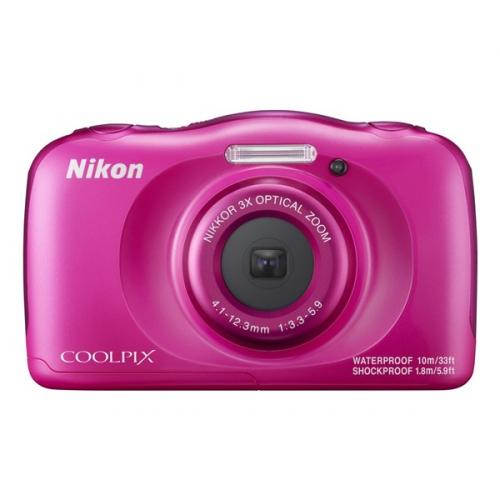 Nikon Coolpix W100 BACKPACK KIT růžový (VQA012K001)