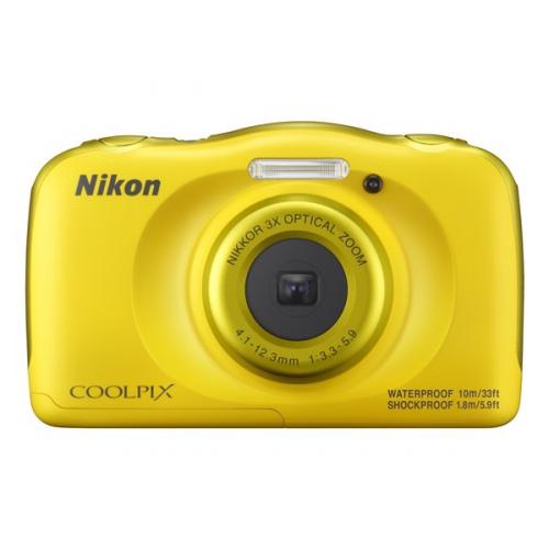 Nikon Coolpix W100 BACKPACK KIT žlutý (VQA013K001)