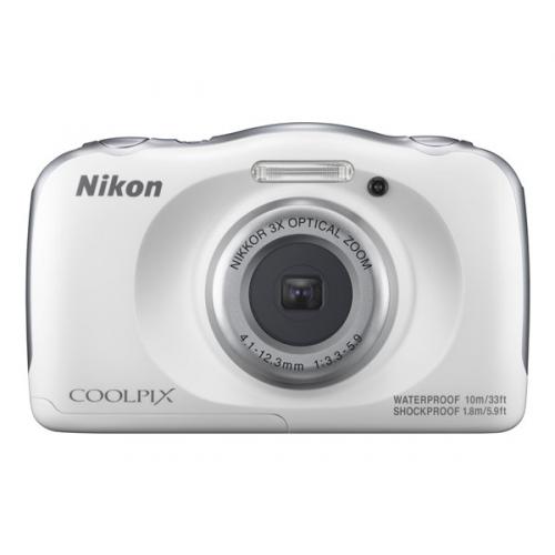 Nikon Coolpix W100 BACKPACK KIT bílý (VQA010K001)