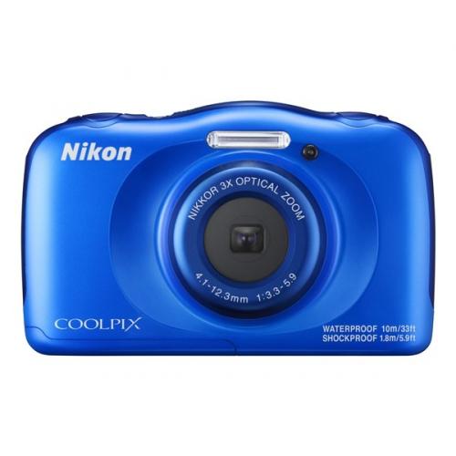 Nikon Coolpix W100 BACKPACK KIT modrý (VQA011K001)