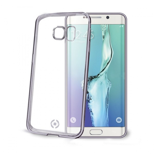 Celly Laser pro Samsung Galaxy S6 Edge černý (BCLS6EDS)
