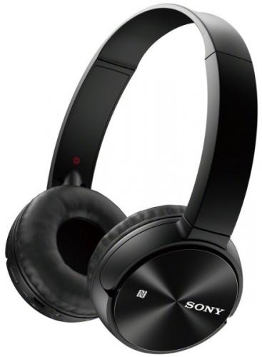 Sony MDR-ZX330BT černá
