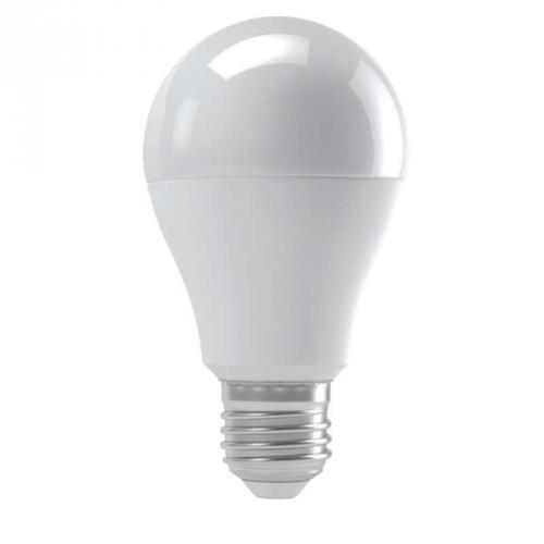 EMOS klasik, 8,5W, E27, teplá bílá, stmívatelná