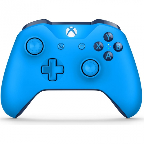 Gamepad Microsoft Xbox One Wireless - vortex blue