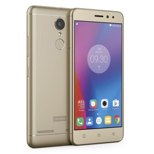 Lenovo K6 Dual SIM zlatý