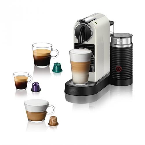 DeLonghi Nespresso Citiz EN267.WAE bílé