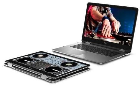 Dell Inspiron 17z 7000 (7778) Touch stříbrný