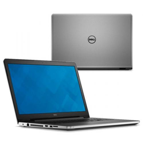 Dell Inspiron 17 5758 stříbrný