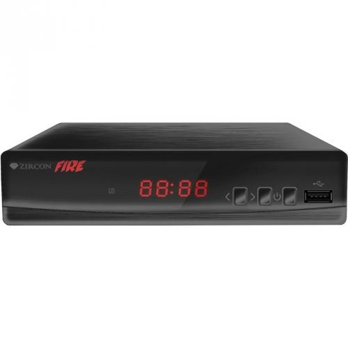 Zircon FIRE s DVB-T2 s HEVC (H.265)