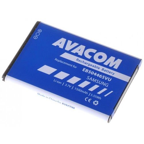 Avacom pro Samsung SGH-i8910, Li-Ion 1500mAh (náhrada EB504465VU)