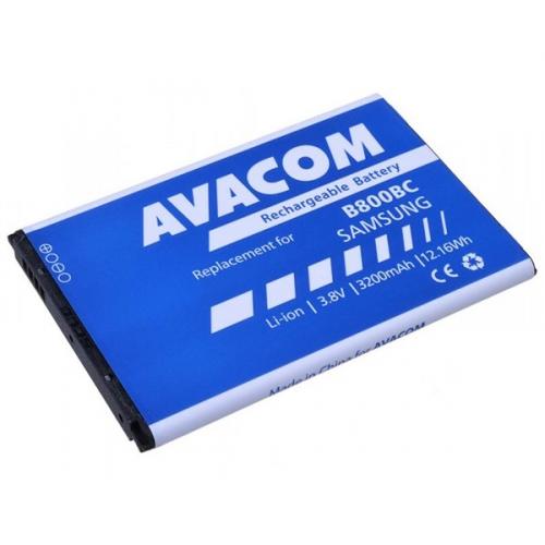 Avacom pro Samsung Galaxy Note 3, Li-Ion 3200mAh (náhrada EB-B800BEB)