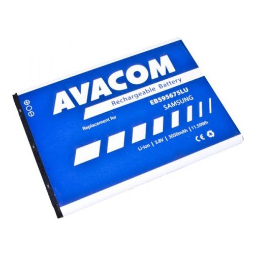 Avacom pro Samsung Galaxy Note 2, Li-Ion 3050mAh (náhrada EB595675LU)