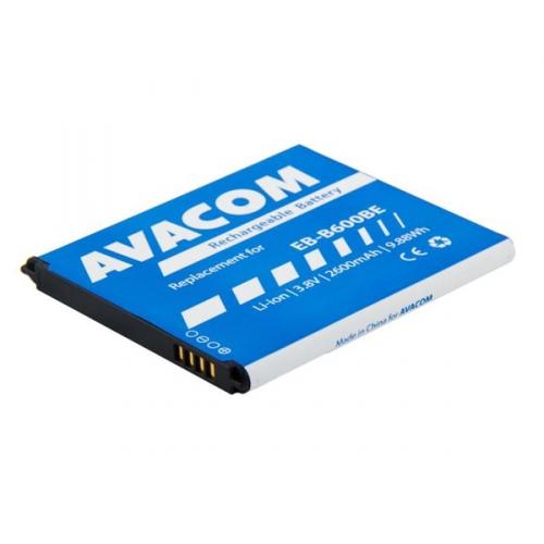 Baterie Avacom pro Samsung Galaxy S4, Li-Ion 2600mAh (náhrada EB-B600BE)