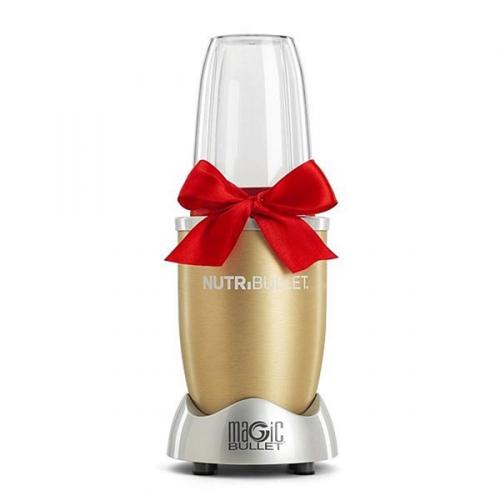 Delimano NUTRIBULLET 600 Gold stříbrný/zlatý + dárky
