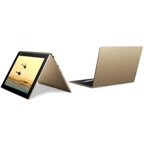 Lenovo YOGA Book 10 zlatý (ZA0V0040CZ)