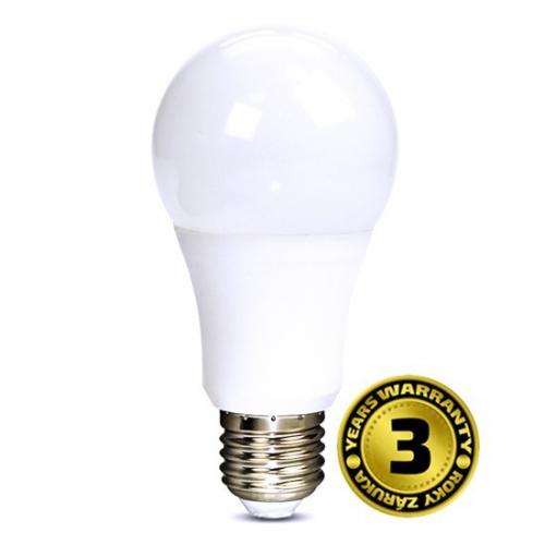 Solight klasik, 10W, E27, teplá bílá bílá