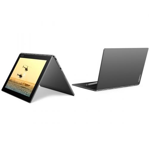 Dotykový tablet Lenovo YOGA Book LTE šedý + dárek + DOPRAVA ZDARMA