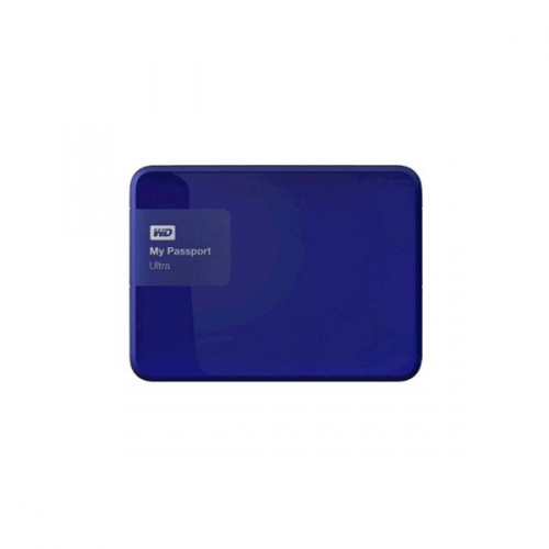 Western Digital My Passport Ultra 4TB modrý
