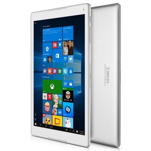 Dotykový tablet ALCATEL PLUS 10 LTE + klávesnice stříbrný + dárek