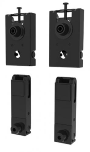 """LG MSW240 výklopný, pro úhlopříčky 32"""" až 55"""" šedá/kovová"""