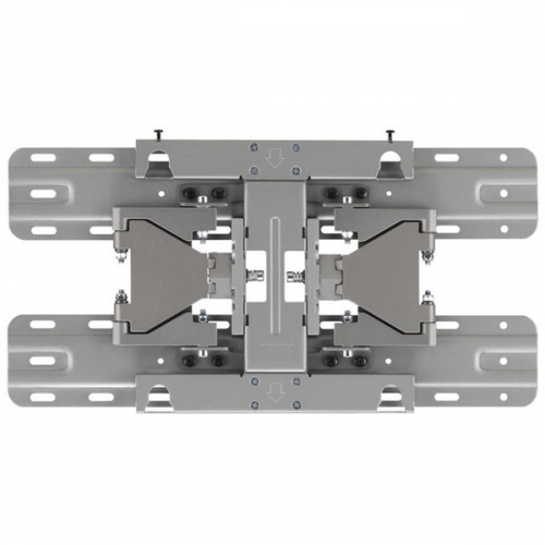"""LG LSW240 polohovatelný, pro úhlopříčky 32"""" až 43"""" šedá/kovová"""