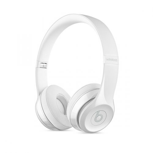 Beats Solo3 Wireless On-Ear bílá