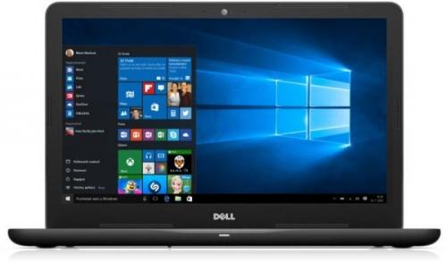 Dell Inspiron 15 5000 (5567) černý (N-5567-N2-711K)