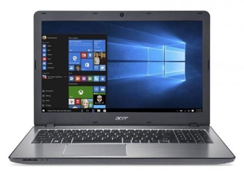 Acer Aspire F15 (F5-573G-59L4) šedý + dárek