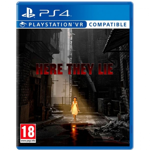 Sony Here They Lie (PS4)