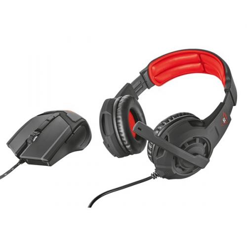 Trust GXT 784 headset + myš