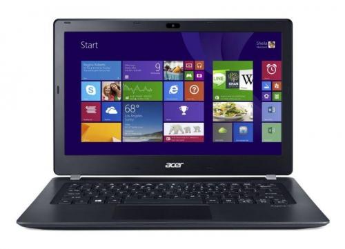 Acer Aspire V13 (V3-372-3604) černý