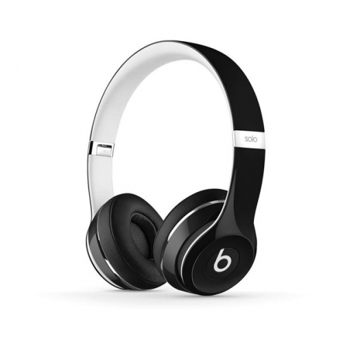 Beats Solo2 On-Ear Luxe Edition černá